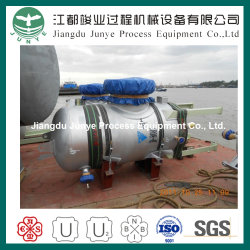 Thermowell (V099)를 가진 탄소 Steel Suction Drum