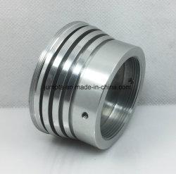 CNC Turning Color Aluminum Cup, Aluminum Bowl, LED 칩 라디에이터 제품, 금속 하드웨어 알루미늄 제품 OEM ODM