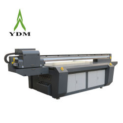 Большие Flatbd цифровой УФ-принтер 2513 G для дерева керамические