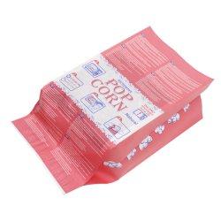 Utilizado para embalagens de alimentos de alta qualidade dos sacos de papel Aquecimento e microondas Explosion-Proof Saco de papel Kraft