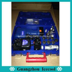 Outils de réfrigération Dszh Wk-E800am-L'outil sans fil électrique de torchage de 1/4 à 3/4 (6-19mm)