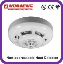 (No convencionales) 2-Wire direccionable o 4 cables Detector de calor
