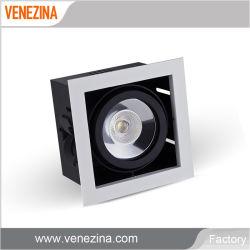 Faretto a LED per illuminazione a incasso ad alta potenza con certificazione CE/ RoHS Faretto antiriflesso
