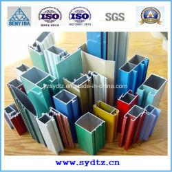 Revêtement en poudre de polyester pur pour l'aluminium