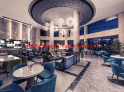 도매 고급스러움 현대적인 목재 카페 커피숍 바 호텔 레스토랑 로비 가구 식당 테이블 의자 세트