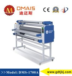 Machine de contrecollage papier Linerless / Film / de la machine de contrecollage Bannière de la machine de contrecollage
