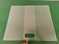2mm en plastique du diviseur de table table bureau garde barrière déflecteur pet