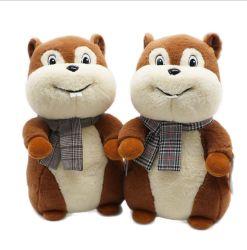 귀여운 카툰 스쿼럴 완구류 동물 인형 꼬치엘 스쿼럴 커플 결혼 생일 선물