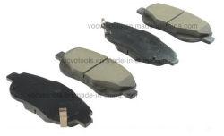 トヨタ車(OEM 04465-05300)のためのTs16949/ISO 9001の自動車部品の半金属ブレーキパッド