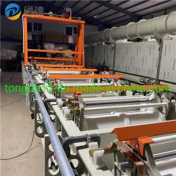 Автоматическая линия Electroplating металла / оборудование / покрытие цинком для установки в стойку или покрытие завода машины Electroplating цилиндра экструдера