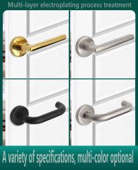 Fornecer todos os tipos de puxador de porta de madeira e puxa o puxador de porta dupla face