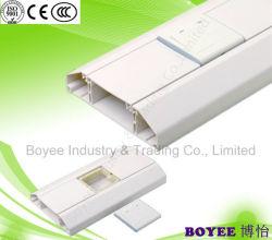 Fabricado en PVC Tipo de protección de cables eléctricos Trunking