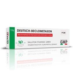 OEM Contract dat het van uitstekende kwaliteit van de Verzending Dipropionate Beclometasone Zalf vervaardigt