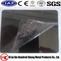 201 304 321 316L Cor Espelho Prepainted terminar de folha de aço inoxidável / bobina de aço