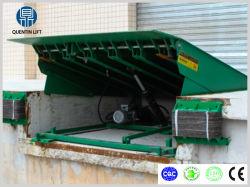 6-10t fijo/móvil hidráulica de carga/descarga de camiones de la rampa Dock
