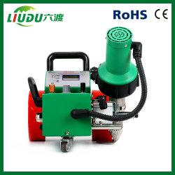 ماكينة لحام PVC التلقائية الهواء الساخن/لحام حواف اللحام