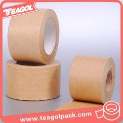 段ボール箱包装 Kraft テープ強化ガムペーパーテープ Kraft ペーパーガムテープクラフトテープ