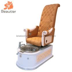 P0020 Jacuzzi van de Pedicure van de Luxe van de Salon van de Spijker de Hoge AchterMassage Chair Foot SPA