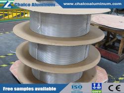 L'alluminio 1060 H112 si è sporto continuamente tubi/tubi