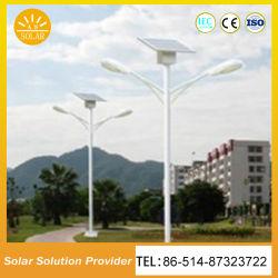 Commerce de gros de haute qualité avec caméra IP solaire personnalisé Rue lumière à LED
