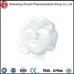 Bellezza cosmetica che idrata imbiancando la mascherina dello strato del fronte di cura di pelle del pulitore dell'acne