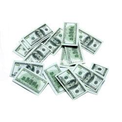 دولارات يورو تصميم قابل للتفسّخ حيويّا [كنفتّي] دولار مال [كنفتّي]