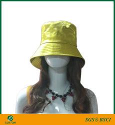 Fait en usine femme été large bord de plage pliable Sun chapeaux