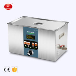 Digital Heated Dental Jewelry Fuel injector Ultrasonic Cleaner