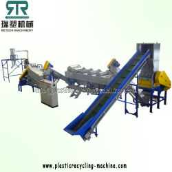 Plastic Pe/Pp/Ldpe/Lldpe/Bopp/Hdpe/Pet/Bottle/Laminated/Film/Woven Bag/Non Woven/Foil/Crushing Facility/Wasinstallatie/Droger Knijpmachine/Recycling Line
