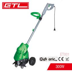 300W Electric Timon, motoculteur électrique, jardin d'outils d'alimentation électrique, mini-Cultivateur électrique