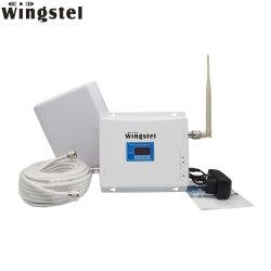GSM 3G Lte extensor sem fio do Roteador de Internet WiFi amplificador de potência de RF de alto ganho com a antena Celular repetidor de sinal de rede/Booster