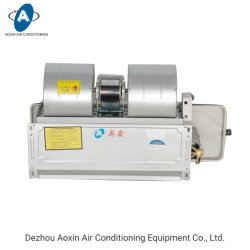 Het Water van de Vervaardiging van China koelde de Horizontale Verborgen Rol van de Ventilator met Certificatie ISO9001
