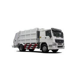 العلامة التجارية الكهربائية شاحنة النفايات الجديدة والمستخدمة للتجميع والضاغط (ZZ1167M4611)