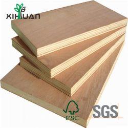 1220*2440*12mm BB/CC Bintangor/compensato impiallacciatura del pino/betulla/Basswood/legname di Okoume per uso dell'imballaggio