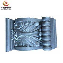 OEM em liga de alumínio de fundição de moldes de peças de decoração