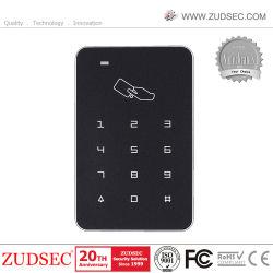 12V RFID u. Tastaturblock-Zugriffssteuerung-System mit der Kapazität von 2000 RFID Marken, kompatibel mit Türklingel, No& Nc elektrische Steuerung