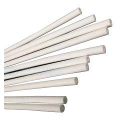 Трубопровод фильтра PE агломерационного производства пористых пластиковую трубку с помощью тонкой размер длина 1000 1100 1500 1800 мм