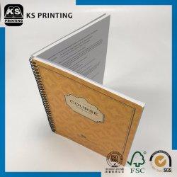 Servizio di stampa di libri di fascia alta, versione 1c/1c, rilegatura a filo-O.