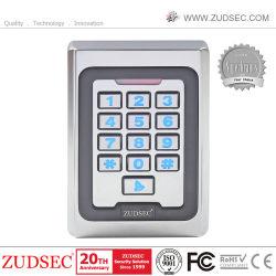 金属のシェルドアのアクセス制御システムのためのスタンドアロンRFIDアクセスコントローラのキーパッド