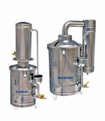 Elektrisch-Verwarmt van de Autoclaaf van het Laboratorium van het Merk van Biobase de Sterilisator Gebruikte Distillateur van het Water