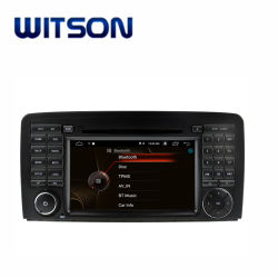 Android Quad-Core Witson 9.0 Sistema de áudio do carro para a Mercedes-Benz Multimédia R-W251/R280/R300/R320/R350/R500 (2006-2016)