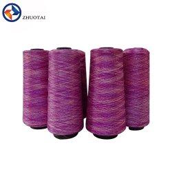 30S/2 el espacio de tejido de poliéster teñido de hilados Underwears perfecta