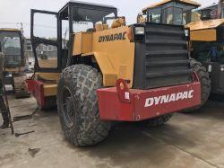 10Т-14 Т используется Вибрационный дорожный Одновальцовый каток DYNAPAC CA30d/Ca25D напольный дорожно-строительной техники