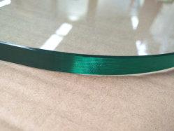 Fenêtre claire de la sécurité solaire plat laminé givré courbé en verre trempé renforcé pour la construction de l'usine de fabrication avec des prix de gros d'alimentation