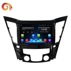 شاشة تعمل باللمس من المصنع Android السيارة الوسائط المتعددة GPS الملاحة 9 بوصات مشغل فيديو دي في دي راديو استريو لهيونداي سوناتا