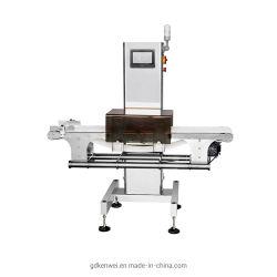 Ленты конвейера производственной линии металлоискатель машины для упаковки продуктов питания