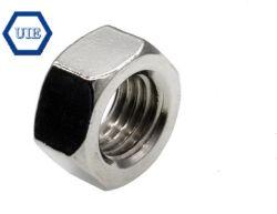 SUS304 amarres la tuerca hexagonal DIN934 (A2 LA TUERCA HEXAGONAL) la creación de Hardware