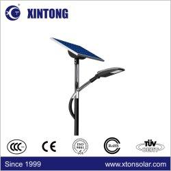 LEIDENE van het Onderhoud van Xintong de Vrije Openlucht ZonneVerlichting van de Straat met de Sensor van de Motie 30W 40W 50W 60W 70W 80W