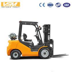 O VSM 2.5/3.0ton a gasolina/gás/Gás/Gasolina Veículo com motor Nissan Japonês