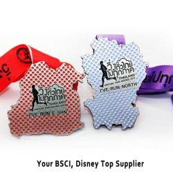 BSCI China direkte Fabrik-Antike-kundenspezifische Sport-Medaille für Ereignisse